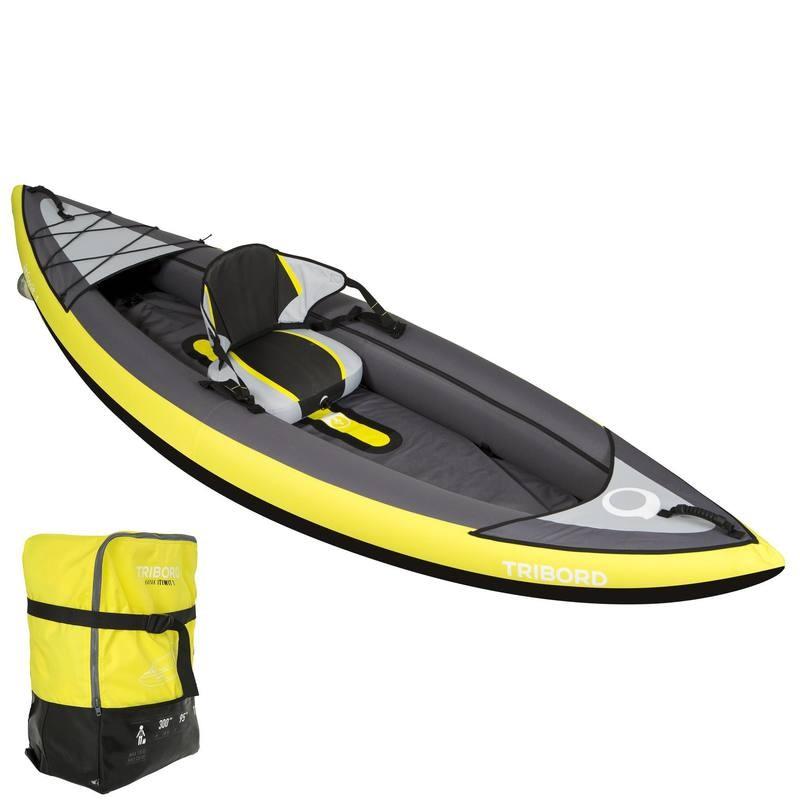 Migliori canoe gonfiabili da 1 posto, opinioni, offerte, scegli la migliore! di Maggio 2019