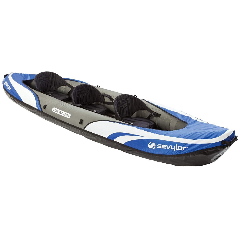 Migliori kayak Sevylor, alternative, offerte, guida all' acquisto di Maggio 2019