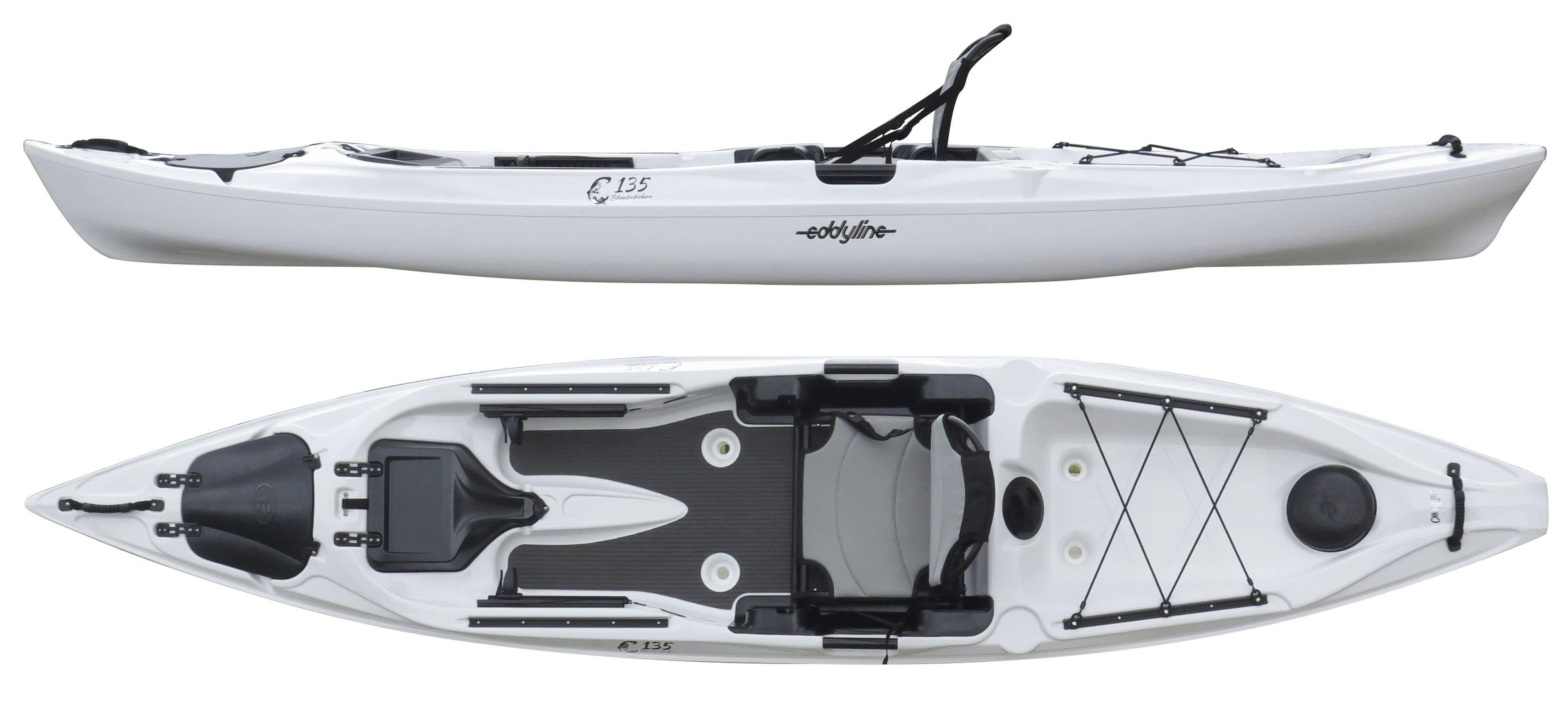 Top 5 kayak rigidi da mare, alternative, offerte, guida all' acquisto di Marzo 2019